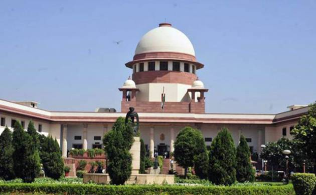Disputed structure demolition case: SC says won't accept dropping of charges on technical grounds (File Photo)