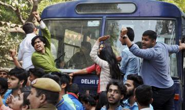 Ramjas College issue echoes in Delhi Assembly