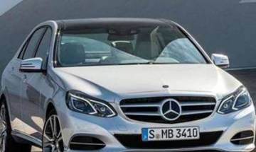 Mercedes Benz new E-Class model receives more than 500 bookings