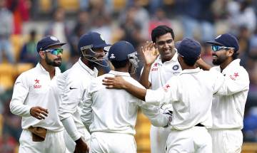 As it happened: India win Bengaluru Test by 75 runs, Aus lose final 6 wickets for 11 runs; 4-match Test series levelled