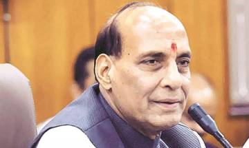 Home Minister Rajnath Singh likely to make statement on UP ISIS incident in Parliament