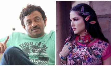 Ram Gopal Varma 'wishes all women to give men as much happiness as Sunny Leone gives', later says 'Leone has more self respect than any women'