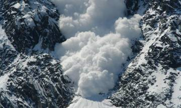 Medium danger avalanche warning issued for some areas in Kashmir, Himachal Pradesh