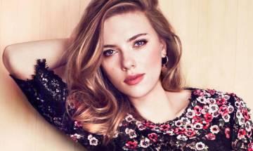 'The Avengers' star actress Scarlett Johansson files for divorce from Romain Dauriac
