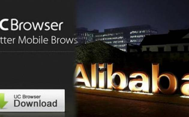 Alibaba group's firm UCWeb - File Photo