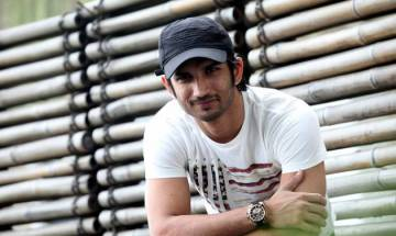 Actor Sushant Singh Rajput feels fortunate to get good work