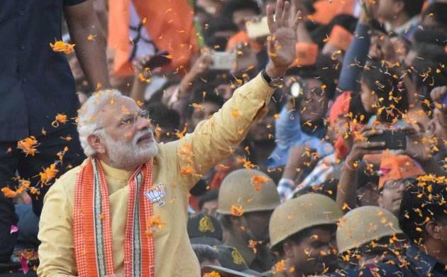 Exit Polls: BJP riding on Modi Wave in 3 states, Congress in Punjab