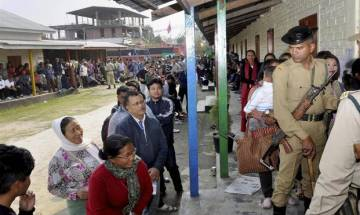 Manipur Elections 2017: Re-polling records 89 per cent turn out