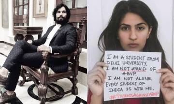 Gurmehar Kaur row: I should've been careful, says Randeep Hooda on his tweet