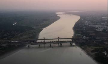 Congress, BJP fight over taking credit for Bharuch cable-stayed bridge on Narmada river