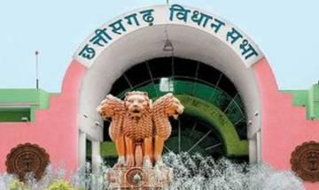 Chhattisgarh assembly: Congress demands CBI probe into paddy procurement