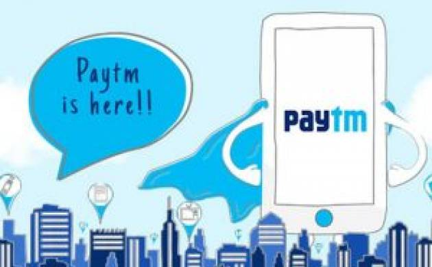 Paytm - File Photo