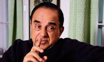 India a tolerant and democratic country, people don't need to teach us: Subramanian Swamy