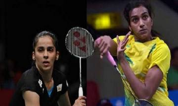 Saina, Sindhu enter into quarterfinals of All England Badminton
