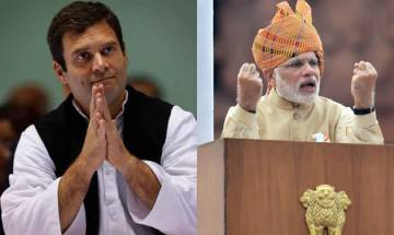 Rahul Gandhi congratulates PM Modi, BJP for remarkable victory in UP, UK Polls