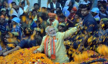 UP election results 2017: Modi wave resurrects, BJP heads towards clear majority