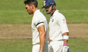 India vs Australia: Mitchell Johnson targets Virat Kohli, calls him 'frustrated'
