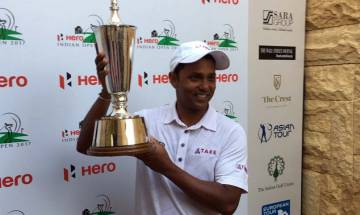 SSP Chawrasia recreates history, clinches second successive Indian Open title