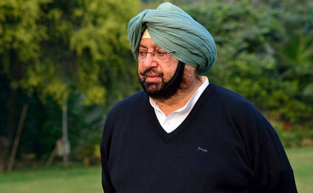Congress leader Amarinder Singh (source: PTI)