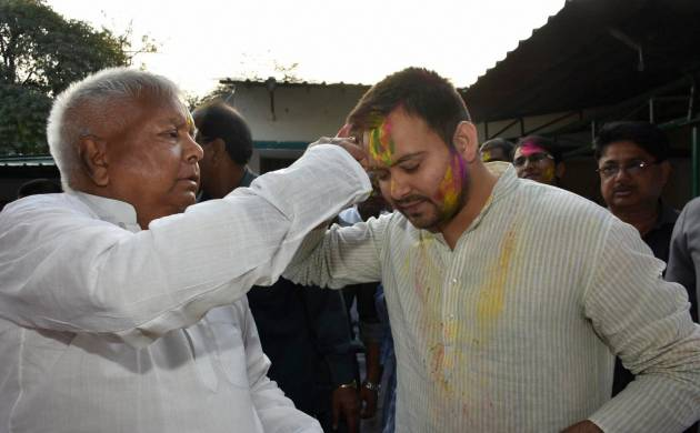Holi celebrated with traditional fervour and gaiety in Bihar
