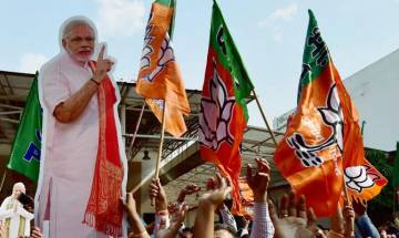 Have legitimacy, numbers to form govts in Manipur, Goa, asserts BJP; Congress says 'murder' of democracy