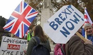 Brexit rebels prepare for final vote in parliament