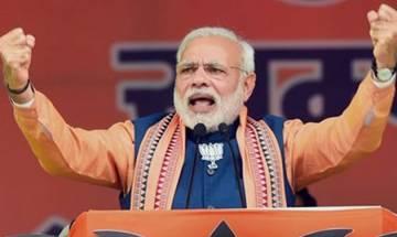 PM Narendra Modi extends best wishes to Manohar Parrikar as Goa CM
