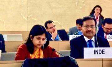 Pakistan a terror hub, has illegaly occupied J-K portion: India at UNHRC