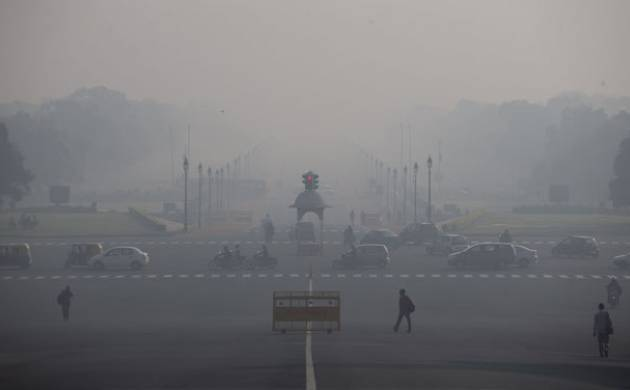 Air quality in Delhi improves in last two weeks, better than in Mumbai