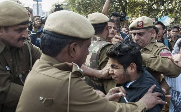 Ramjas College violence: Police officer probing attack on journalists transferred