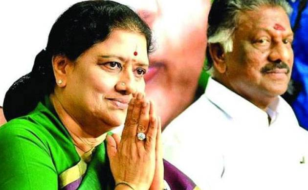 Leaders of Sasikala camp request EC 'not to entertain' dissenting cadre