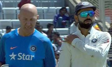India vs Australia series: Virat Kohli's injury not serious, says BCCI