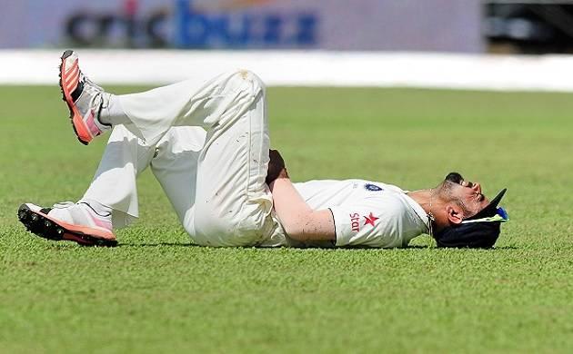 Injured Kohli should not come out to bat until its 'dire' situation: Sunil Gavaskar
