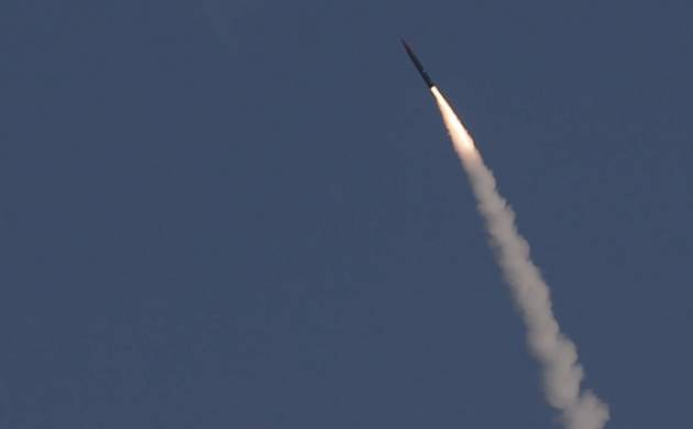 Syria fires missiles at Israeli warplanes after air strikes- (source; CBC)