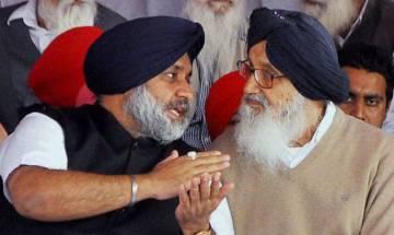 Parkash Singh Badal 'politely' declines Amarinder Singh's offer for government house
