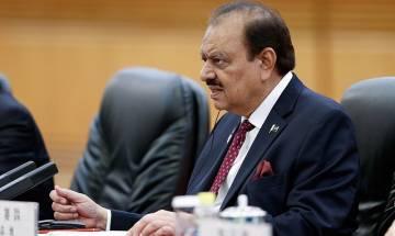 Pakistan president Mamnoon Hussain promulgates 'Hindu Marriage Bill'