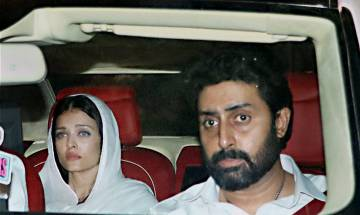 Senior Bachchan expresses grieve over death of Aishwarya's father