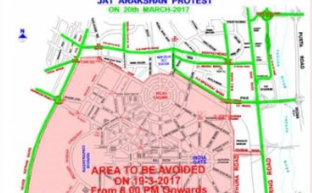Representational Image of traffic in Delhi- file photo