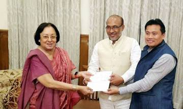 Manipur Chief Minister N Biren Singh to prove majority in assembly today