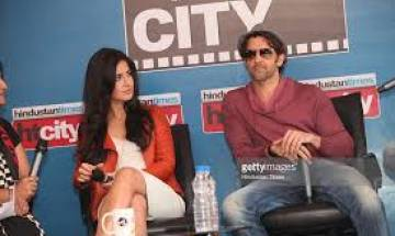 Hrithik Roshan expresses his wish to pair against Katrina Kaif in Kabir Khan's next