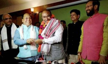 BJP-led government wins trust vote in Manipur Assembly