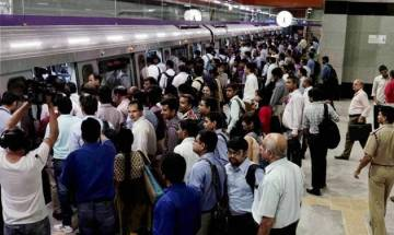 Delhi Metro yellow line affected after man commits suicide at Azadpur station