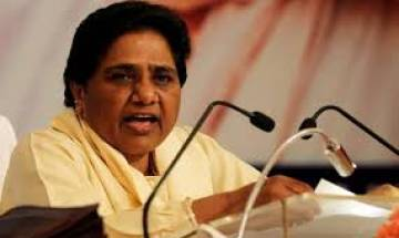 Video |  Mayawati challenges BJP to hold polls using ballot papers in Uttar Pradesh