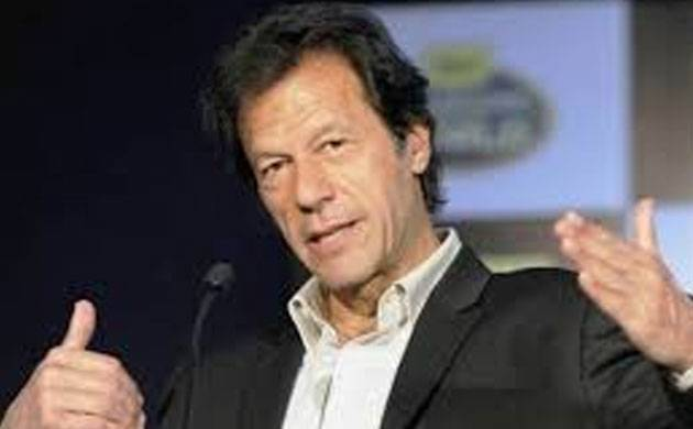 Pakistan Tehreek-e-Insaf (PTI) chief Imran Khan