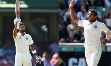Ind vs Aus: Indian captain Virat Kohli hints Mohammed Shami may be included in squad for Dharamshala Test