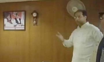Video | UP CM Yogi Adityanath's minister Mohsin Raza: 'Why Mulayam Yadav and Azam Khan's pic in my office?'