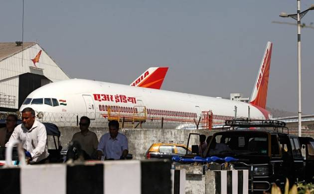 Representational Image of Air  india (source: Getty)