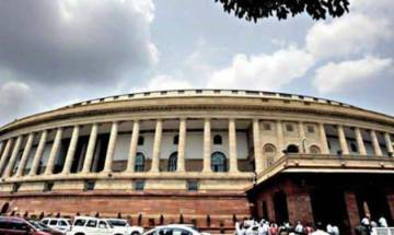 Ex-MPs' pension issue: Only parliament has right to take decision, Govt on SC observation