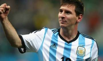 Argentina defeats Chile by 1-0 in World cup qualifier, Messi scores winning goal