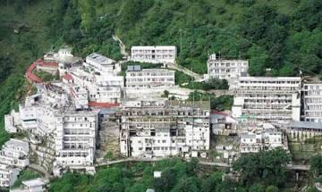 Over 6.83 lakh pilgrims performed prayers at Vaishno Devi in 2017
